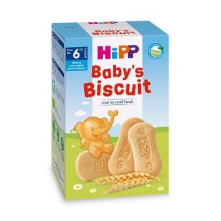 Bánh qui Baby s Biscuit HiPP (6 hộp x 150g thùng) cho trẻ ăn dặm từ 6 tháng tuổi trở lên thumbnail