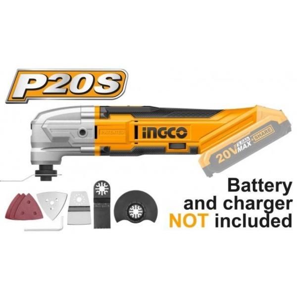 Công cụ đa năng dùng pin Lithium INGCO - CMLI2001