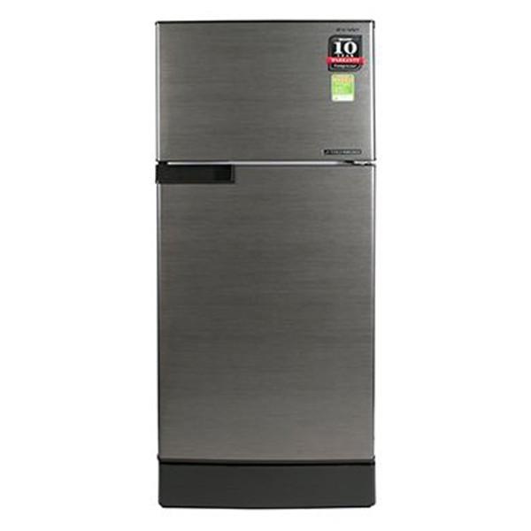 Tủ lạnh Sharp Inverter 150 lít SJ-X176E-DSS,công nghệ J-Tech Inverter tiết kiện điện, làm đá nhanh, bảo hành 12 tháng