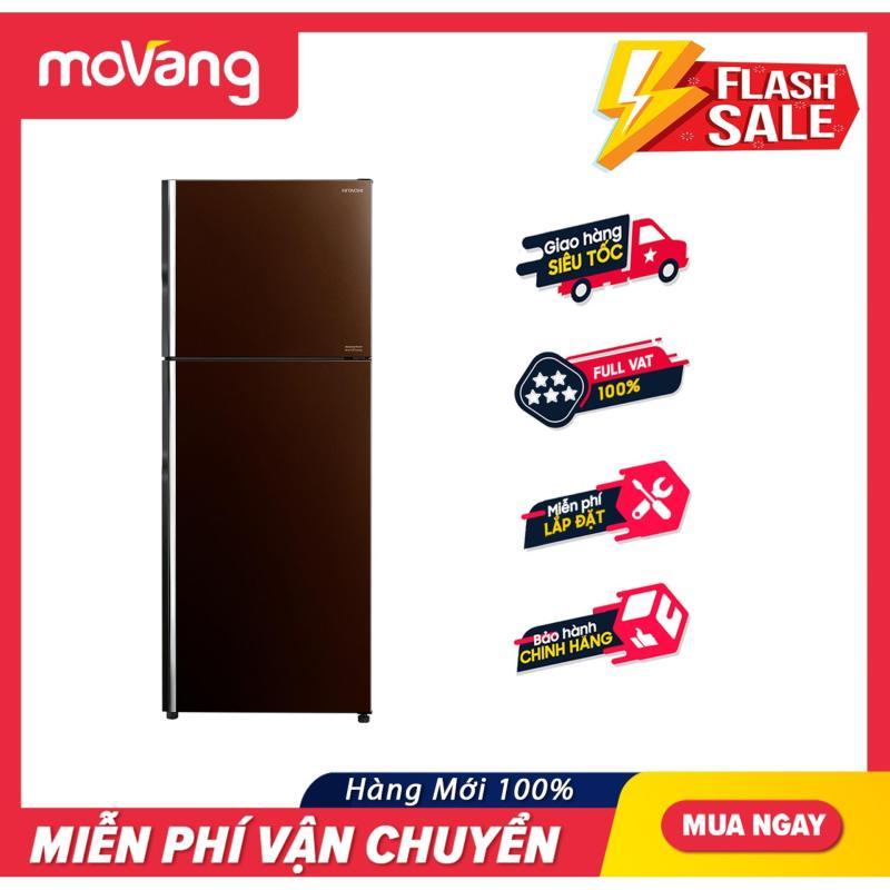 Tủ lạnh Hitachi Inverter 339 lít R-FG450PGV8(GBW)