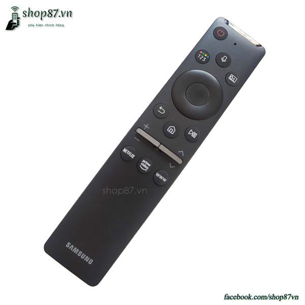 Bảng giá Điều khiển tv Samsung QLED 4K chính hãng BN59-01330C có giọng nói
