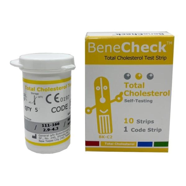 Nơi bán Que thử Glucose - Benecheck 3 in 1 (50 que)