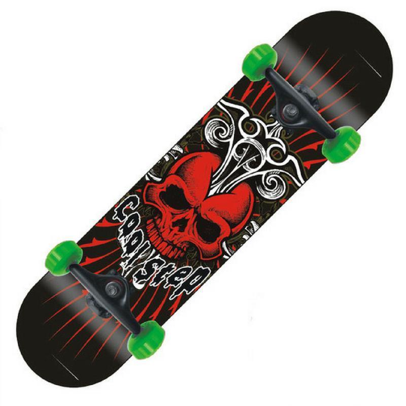 Giá bán Ván trượt Skate Board cho cho trẻ em - KAMA - hàng tiêu chuẩn ĐỒ TẬP TỐT