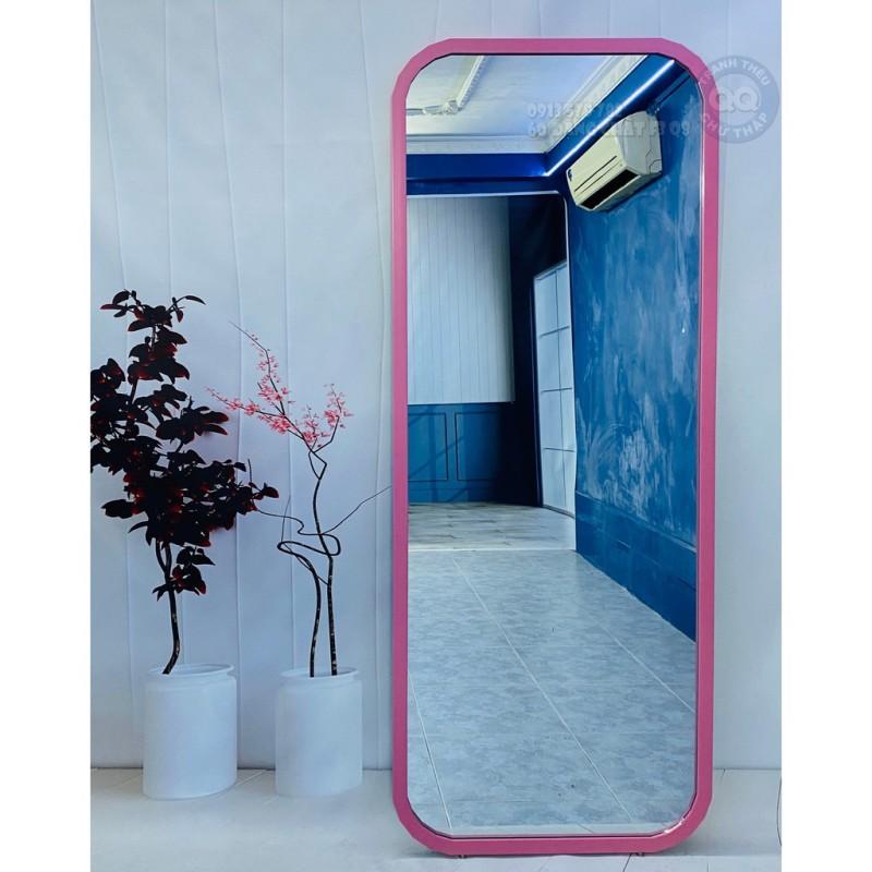 Gương soi toàn thân treo tường có chân 60 160cm