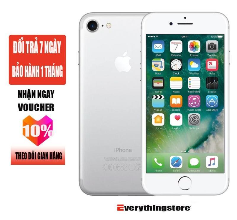 Điện thoại Apple IPHONE 7 - 128G - Bản quốc tế - Bảo hành 1T