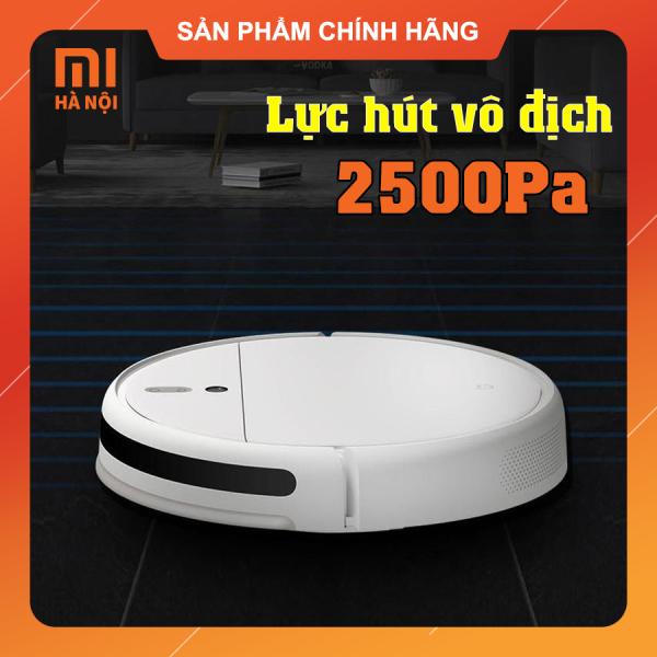 Bản quốc tế Robot Xiaomi Mop hút bụi lau nhà - Lực hút 2500Pa khỏe vô địch