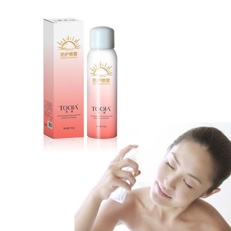 Chai xịt dưỡng ẩm Tooja DH7851 nâng tone da, che mờ vết thâm