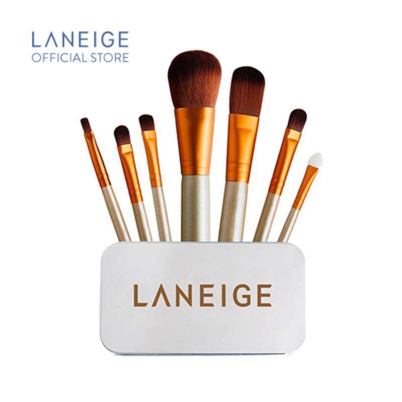 [Hàng tặng không bán] Bộ cọ mini 7 cây Laneige Brush Set