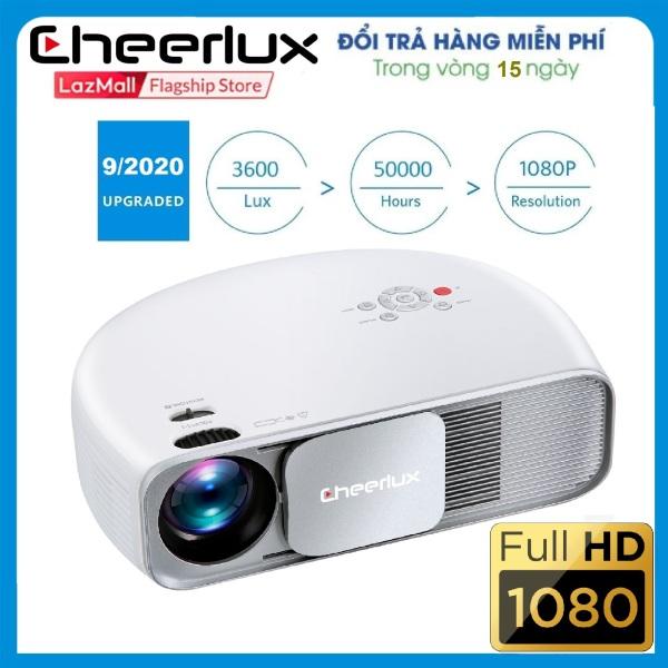 Bảng giá Máy chiếu Cheerlux Cl760 projector Full HD 1080P, độ sáng 3600 Lumens sáng nét, chức năng Zoom điện tử tiện lợi. Điện máy Pico