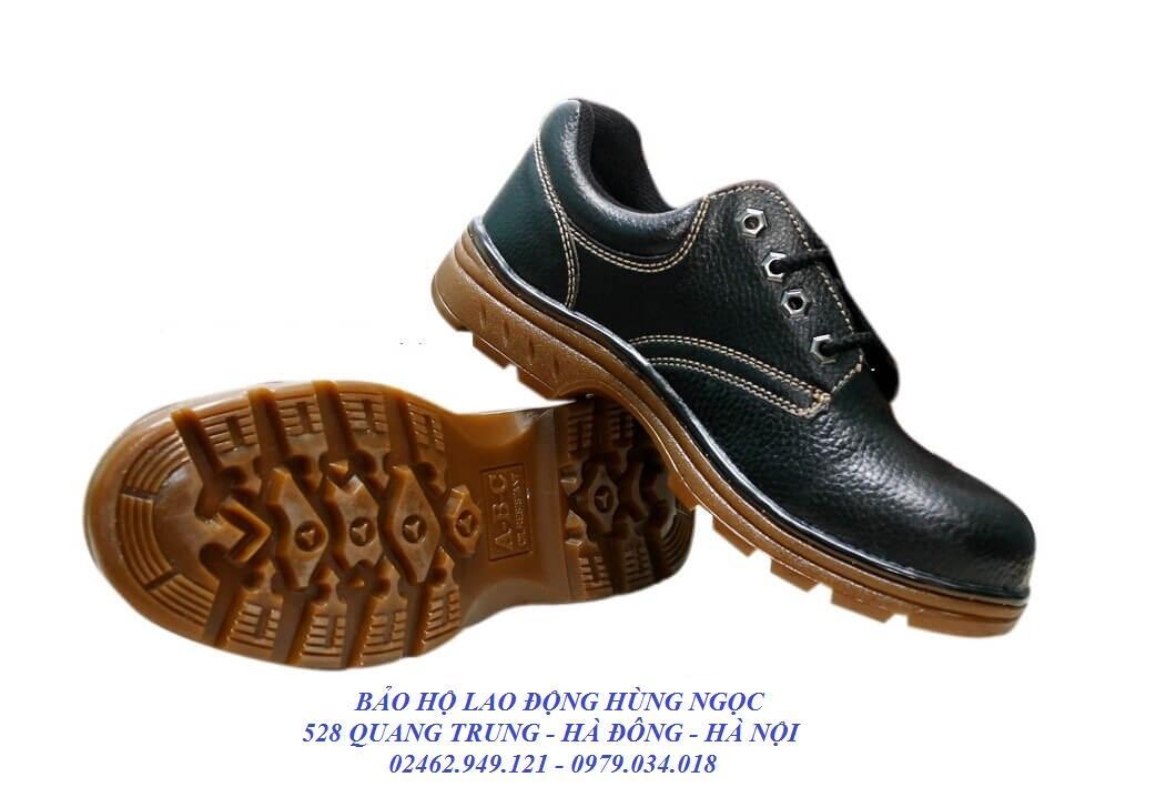 giày bảo hộ lao động đế kếp size 42