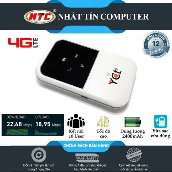 Bảng giá Thiết bị phát sóng wifi từ sim 3G/4G LTE A800 - Sử dụng liên tục 7h (Trắng) - Nhất Tín Computer Phong Vũ