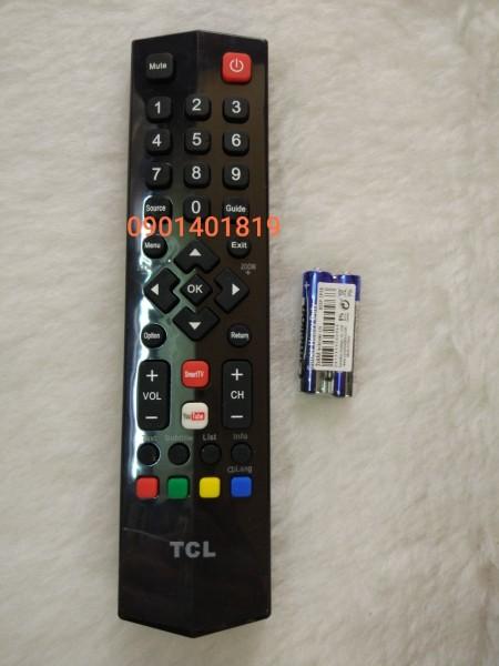 Bảng giá Điều Khiển Tivi TCL YouTube ( Hàng Chính Hãng Mới 100% )