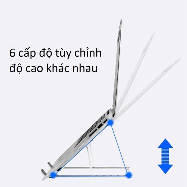 Bảng giá Giá đỡ LAPTOP Stand MACBOOK IPAD bằng nhôm có thể gấp gọn điều chỉnh độ cao D103 Phong Vũ