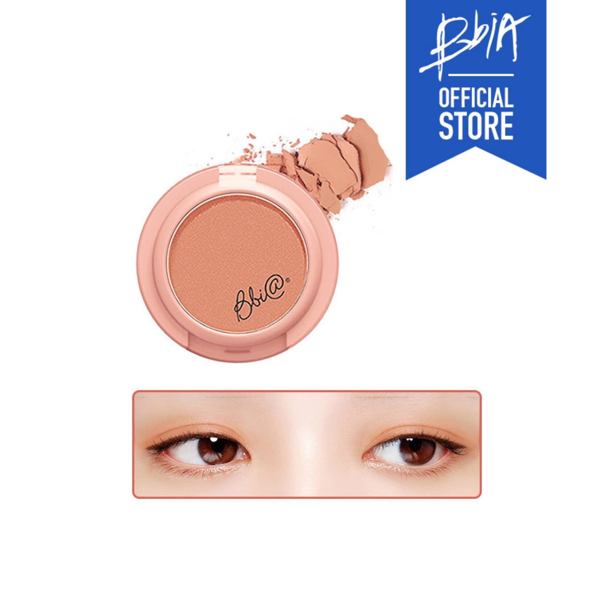 Phấn mắt Bbia Cashmere Shadow - 07 Ginger Blanc ( Màu Cam Sữa ) tốt nhất