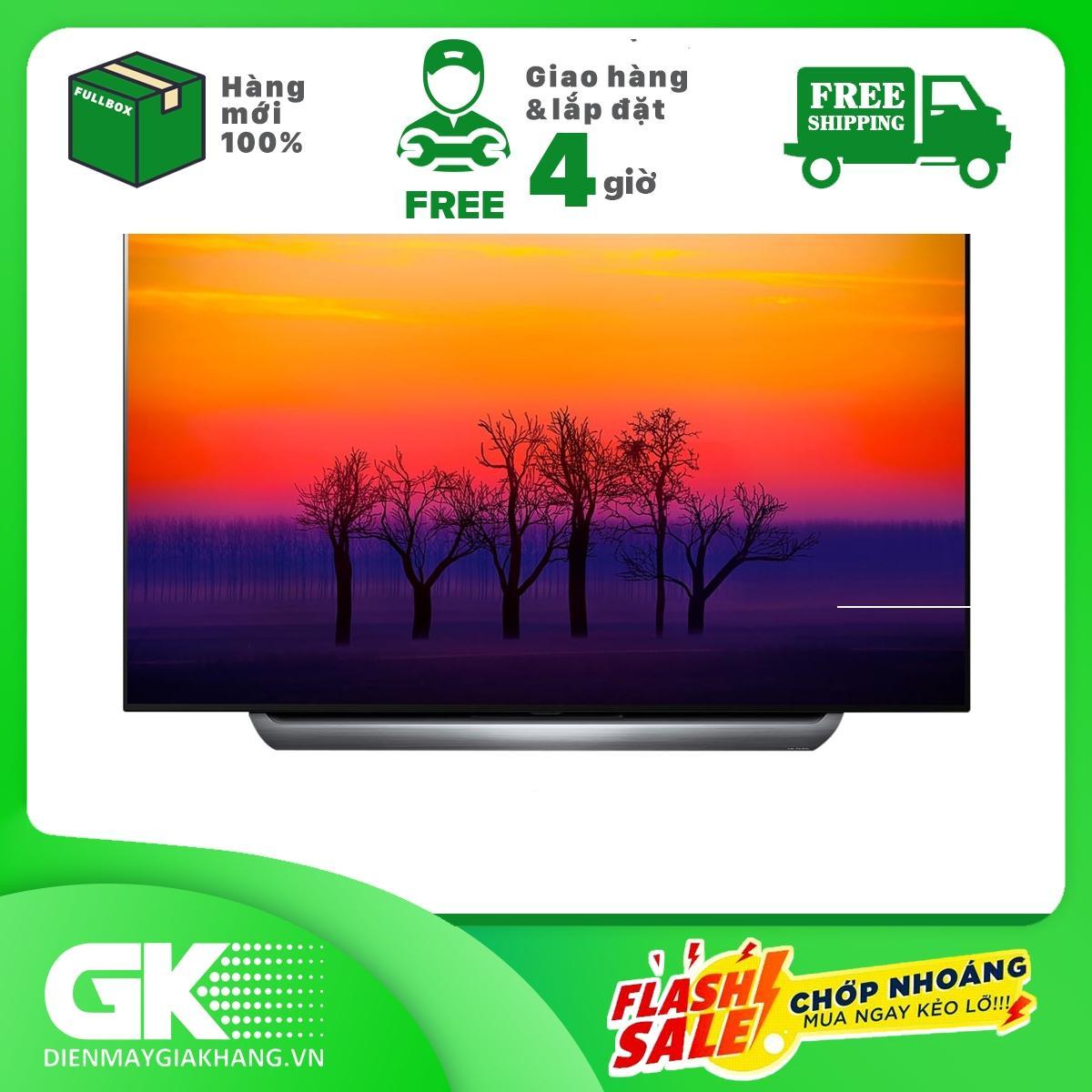 Bảng giá Smart Tivi OLED LG 4K 65 inch 65C8PTA - Bảo hành 2 năm. Giao hàng & lắp đặt trong 4 giờ
