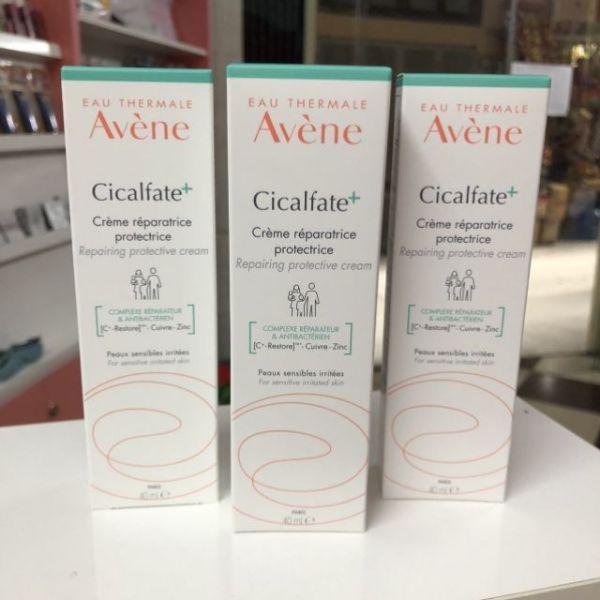 Kem liền sẹo ngừa thâm tái tạo da Avene Cicalfate nhập khẩu