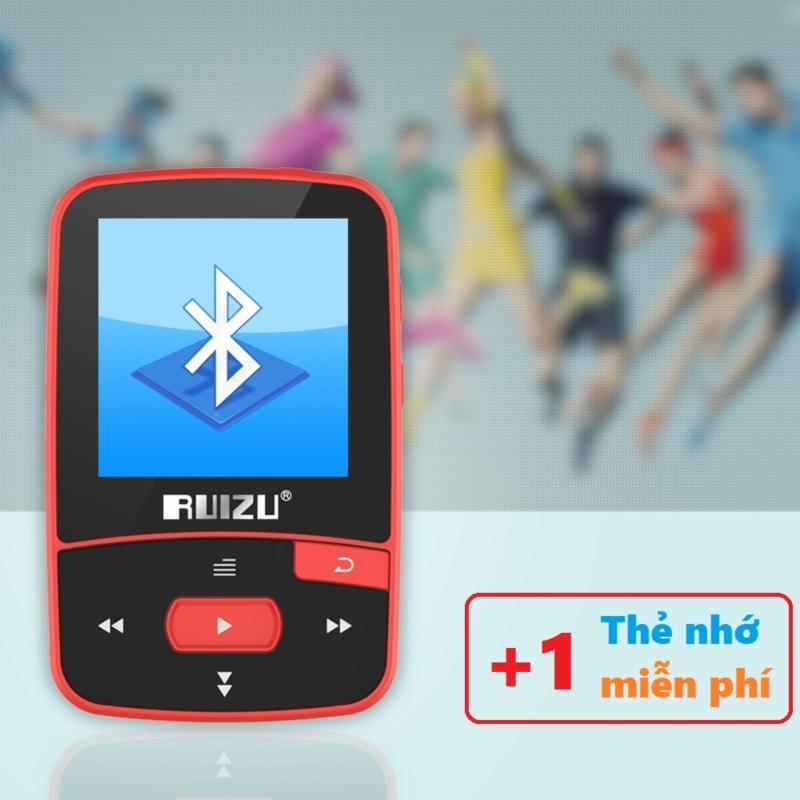 Máy nghe nhạc bluetooth thể thao Ruizu X50