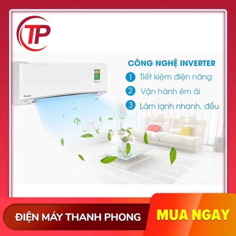 Máy lạnh Panasonic U9VKH-8 1HP-INVERTER-HÀNG CHÍNH HÃNG-BẢO HÀNH 1 NĂM