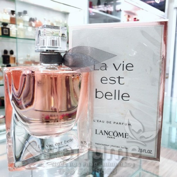NƯỚC HOA LANCOME LAVIE EST BELLE EAU DE PARFUM nhập khẩu