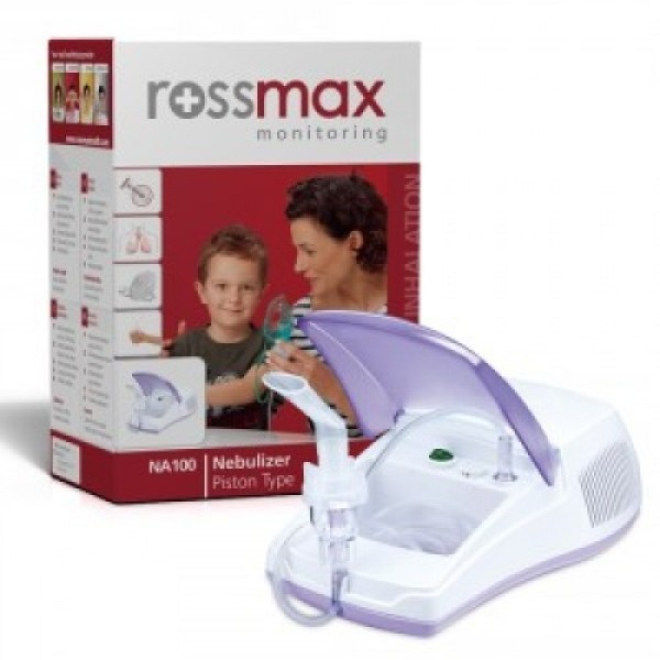Máy xông mũi họng khí dung Rossmax NA100 MỸ
