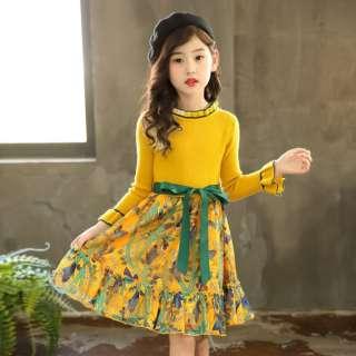 Đầm Len Mùa Đông Cho Nữ, Đầm Công Chúa Cho Bé Gái 8 Tuổi, 10 Chiếc Váy Len Dệt Kim, 12 Chiếc Cho Bé Gái, 15 Tuổi