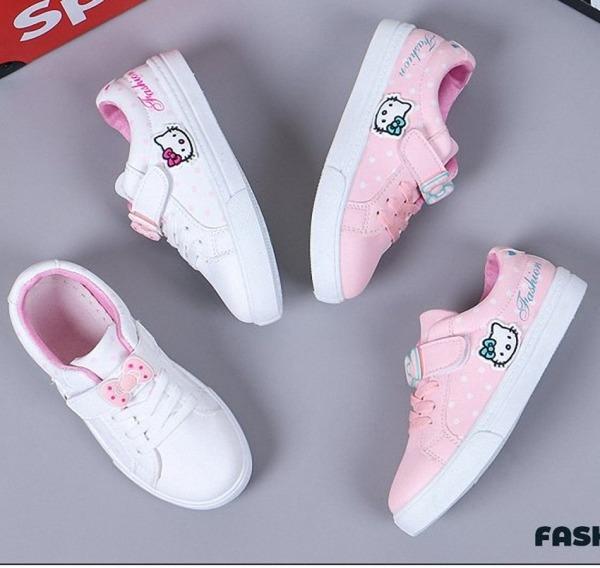 Giày thể thao bé gái - QN01N
