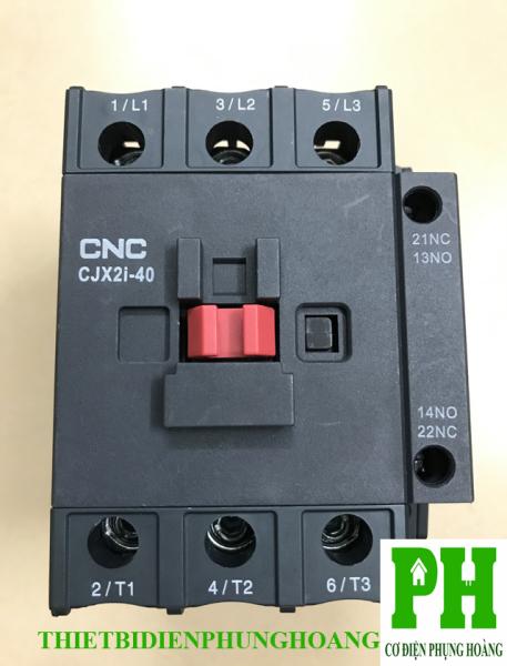 Khởi động từ 40A, 50A, 65A khởi động từ contactor CJX2I 220V CNC