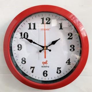 [XỊN - ĐẸP] Đồng hồ treo tường hiệu TITIMe cao cấp bảo hành 6 tháng - Đồng hồ Tròn thumbnail