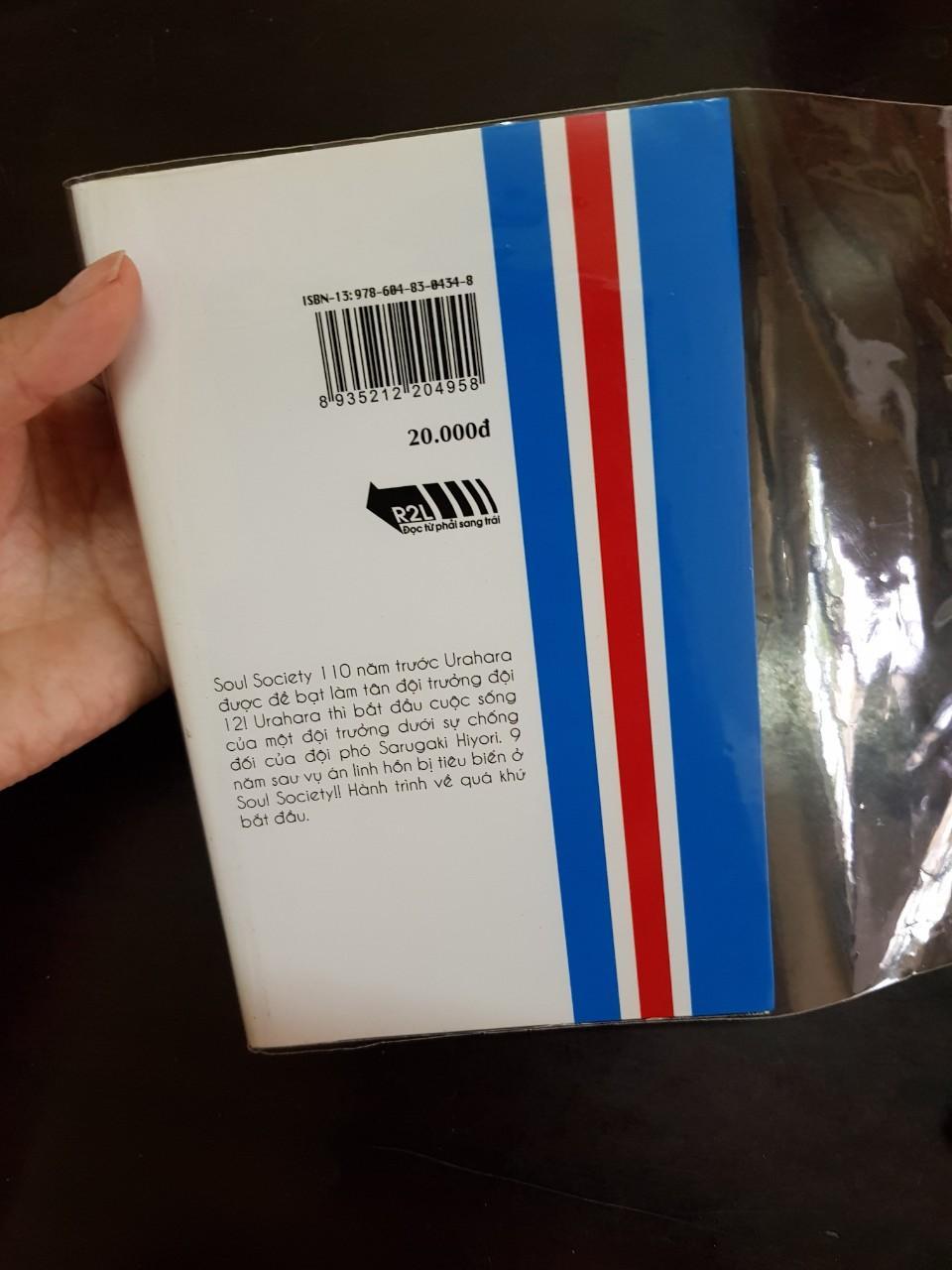 Mua Bọc bìa, bao bìa truyện tranh (khổ 11,3 x 17,6cm) mã sp: TPS3 (combo 10 cái)