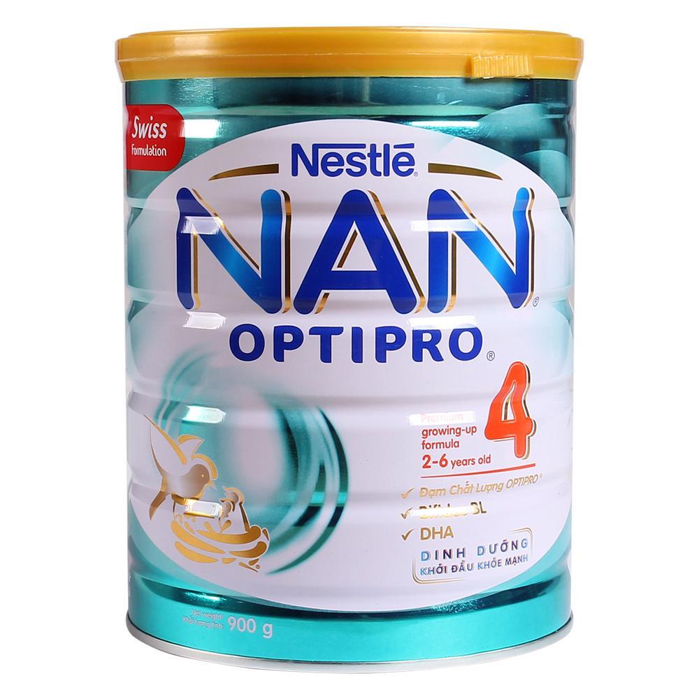 Sữa bột Nestle NAN OPTIPRO 4 900g