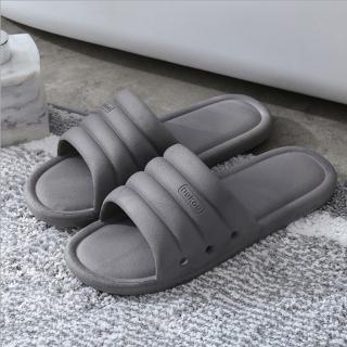Dép nam nữ đi trong nhà KS01, chất liệu nhựa mềm cao cấp, đúc nguyên khối, đế mềm thoải mái chống trơn trượt phù hợp đi trong nhà, nhà tắm và ngoài trời - DOZIMAX STORE 5