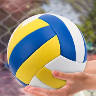 Free Shipping Super Soft No.5 Volleyball - Waterproof Indoor Outdoor Official Volleyball for Pool Game Workout Training Beach Play thumbnail