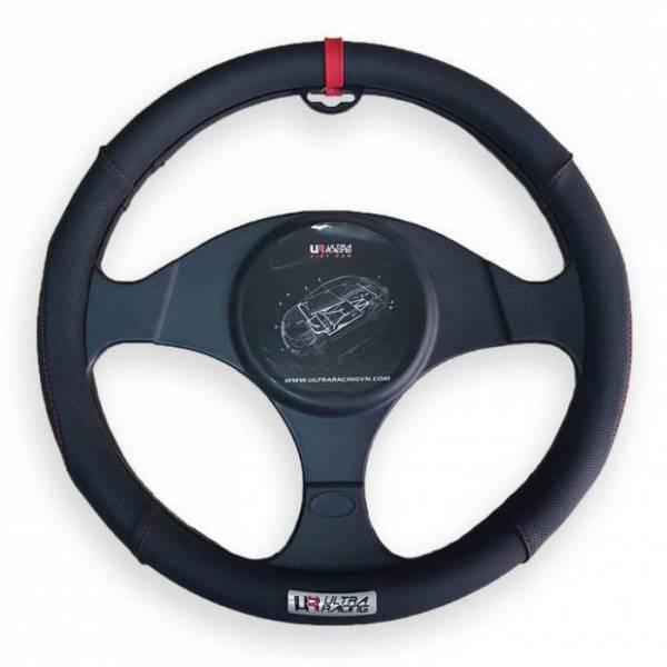 Bọc Vô Lăng Ultra Racing Urc1103BK