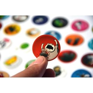 Bộ Sticker Mèo Nổ Exploding Kittens (35 Cái Vô Cùng Dễ Thương) 1