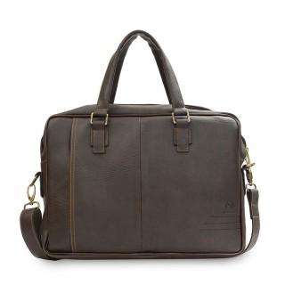 Túi xách công sở - Túi xách laptop - Chống sốc cao cấp HANAMA Dala 2x - Cặp da - cặp laptop thumbnail