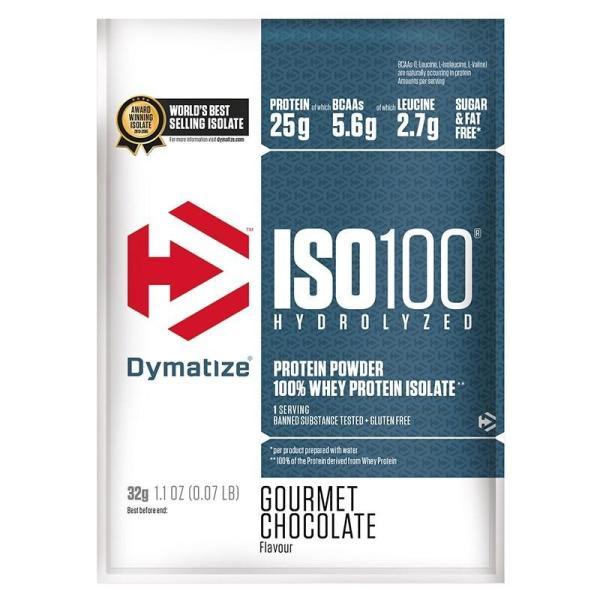 Sample Iso 100|Tăng Cơ Tối Ưu - Dymatize - 1 gói cao cấp