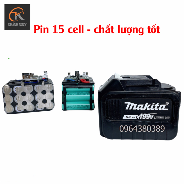 Pin 15 Cell Chân Pin MAKITA Chất Lượng Tốt