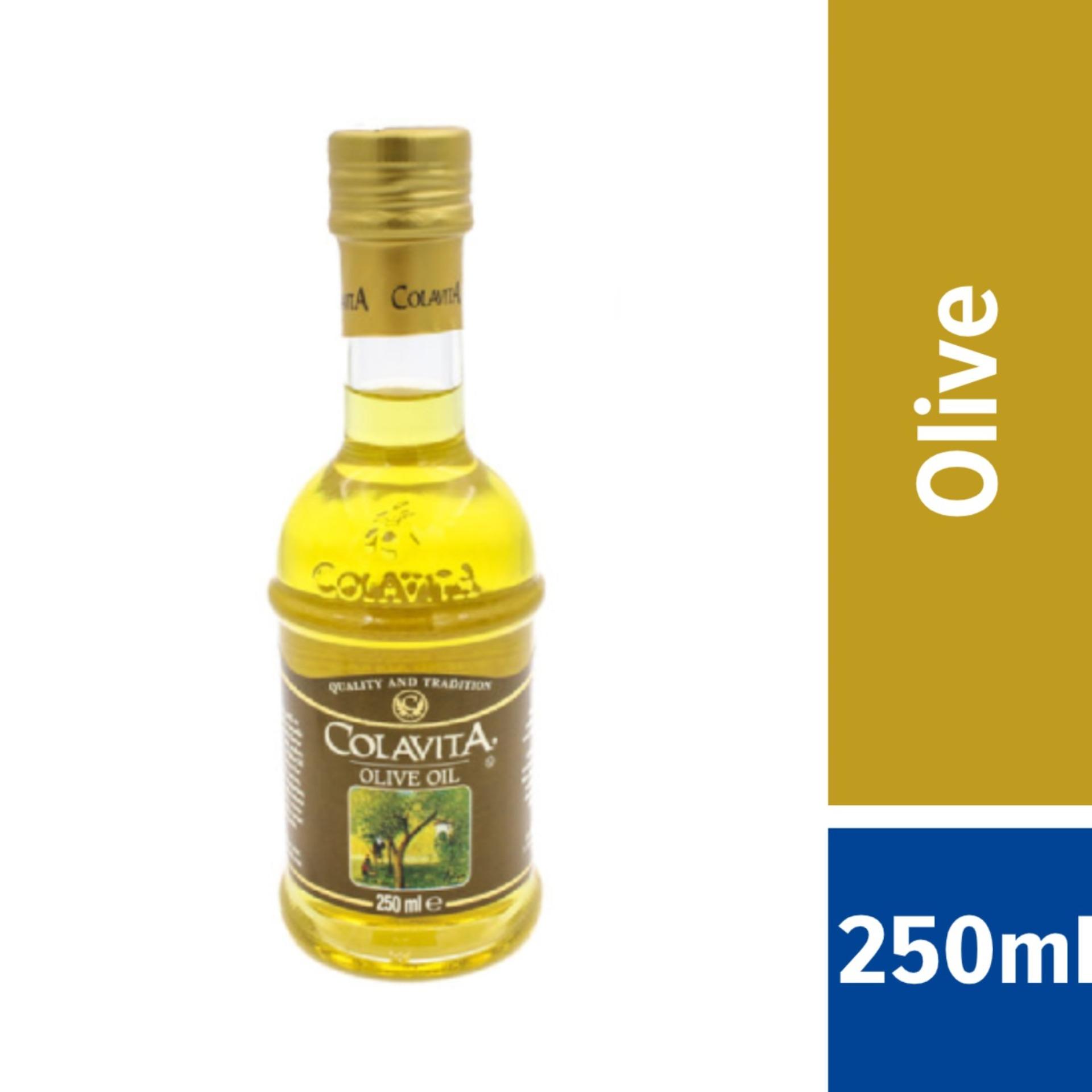 Dầu Oliu Colavita Olive oil 250ml- Nhập khẩu Ý