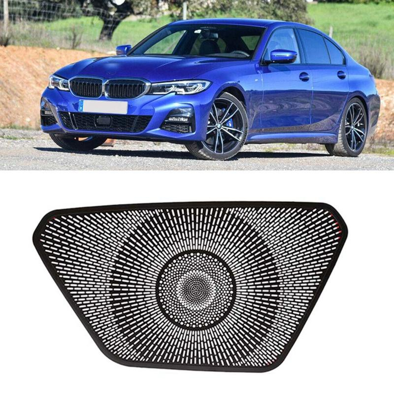 for BMW G20 2019-2020 Car Audio Speaker Dashboard Loudspeaker Note Trim Cover Car Dashboard Speaker Cover Trim Lhd
