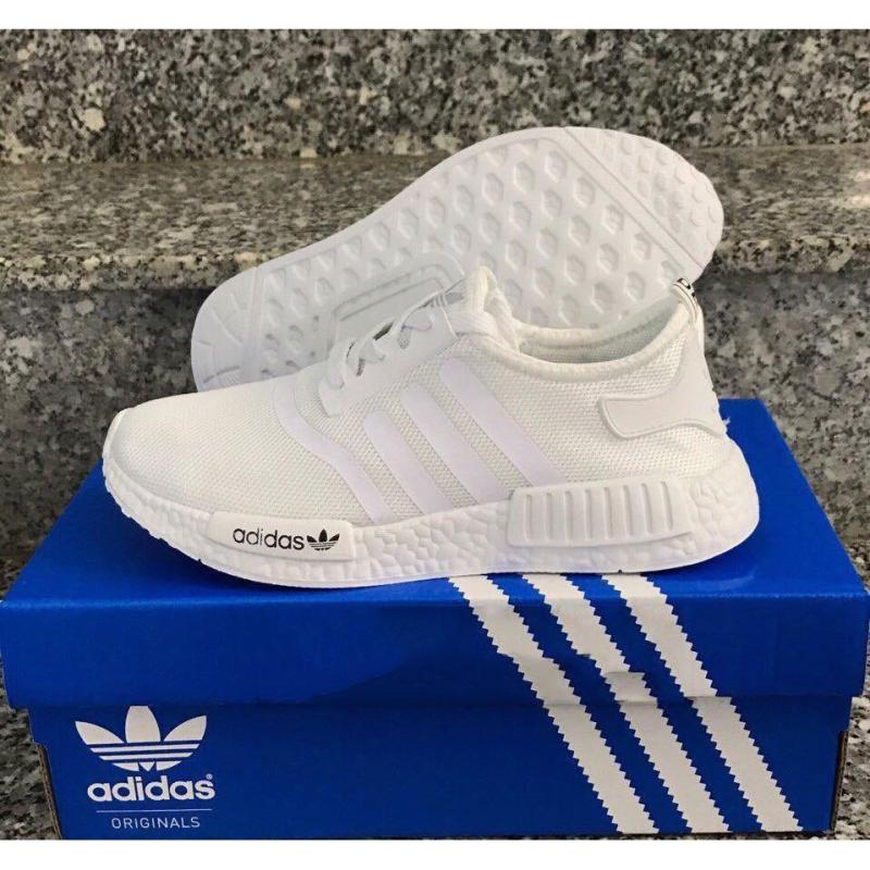 Giày Addidas NNMD màu trắng, Size 38 (hàng đẹp)