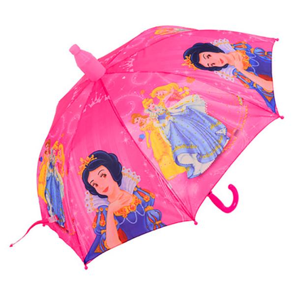 Giá bán [TẶNG KÈM CÒI THỔI] Ô dù cho bé che nắng che mưa tán rộng cán dài cao cấp đủ họa tiết hoạt hình đáng yêu đủ màu sắc BBShine – AM010