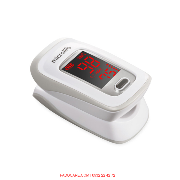 Nơi bán Máy đo nồng độ oxy trong máu Microlife Oxy 200