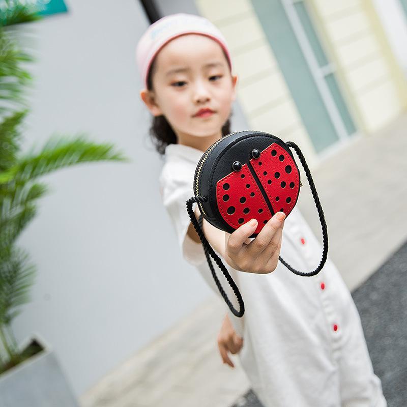 Túi đeo chéo hình động vật cho bé + tặng thẻ tích điểm tại Shoptienich92