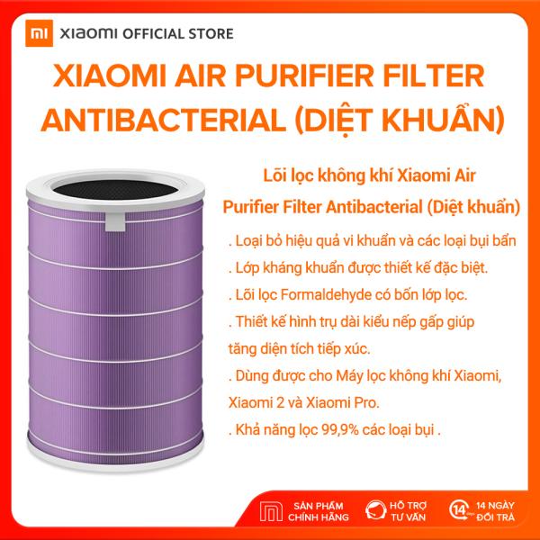 Bảng giá [XIAOMI OFFICIAL] Lõi lọc không khí Xiaomi Air Purifier Filter Antibacterial (Diệt khuẩn) Điện máy Pico