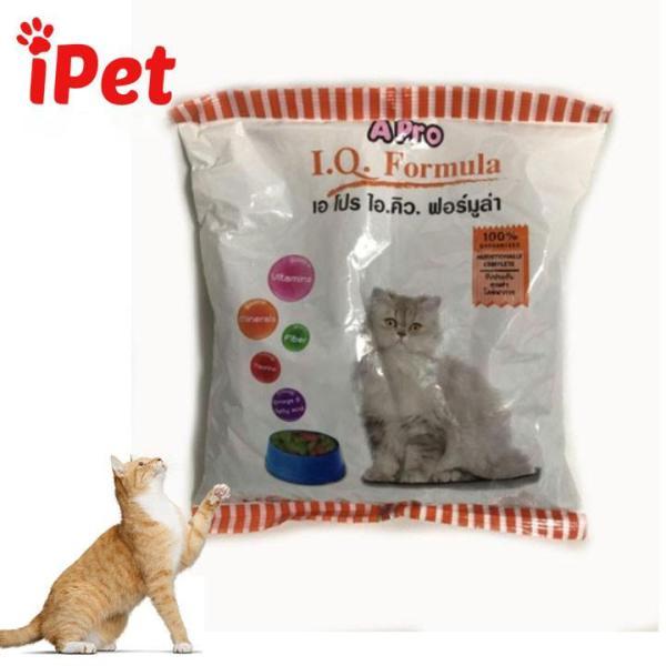 Thức Ăn Hạt Khô Cho Mèo APro IQ Formula 500g - iPet Shop
