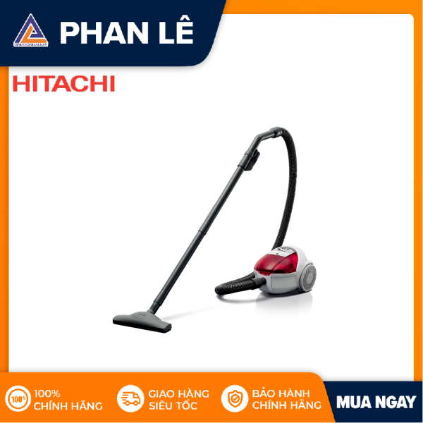 Máy hút bụi Hitachi CV-BF16-đỏ