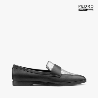 PEDRO - Giày đế bệt mũi nhọn phối quai ngang thời trang PW1-66630001-75 thumbnail