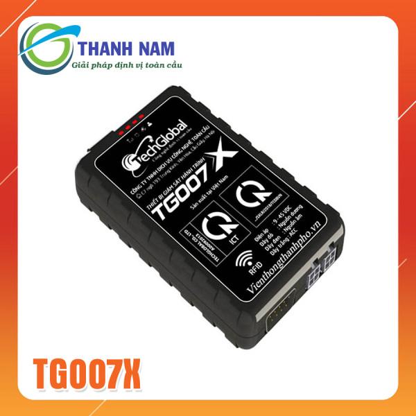 Thiết bị giám sát hành trình TG007X hợp chuẩn của Bộ GTVT mới nhất dùng để đi đăng kiểm cho xe tải, xe khách kinh doanh (Miễn phí lắp đặt)