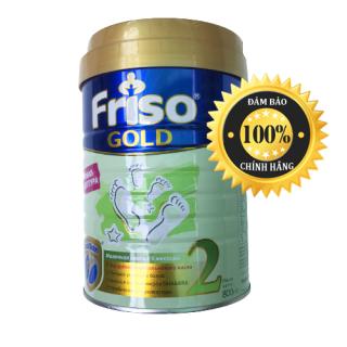 Sữa Friso Nga số 2 800g giá tốt, chất lượng đảm bảo thumbnail