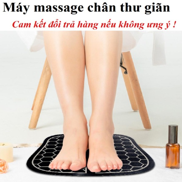 [Khuyến Mãi Sốc] Máy Massage Chân Foot Massager Máy Massage Huyệt Đạo Bàn Chân,Máy Massage Xung Điện,Máy Mát Xa Chân,Máy Matxa,Máy Masage Toàn Than,Dụng Cụ Massage,Thảm Chân Massage Trị Liệu,Giảm Đau Nhức,Tuần Hoàn,Thư Giãn,Tiện Lợi
